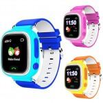 Детские умные часы с GPS датчиком Smart Baby Watch 