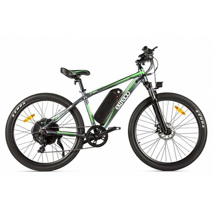 Электровелосипед Eltreco XT880