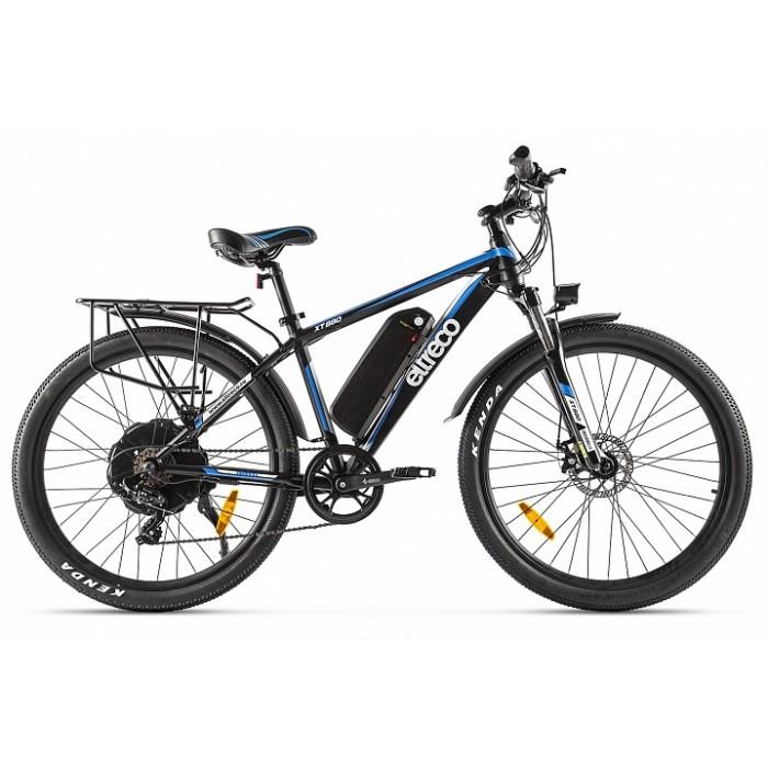 Электровелосипед Eltreco XT880D