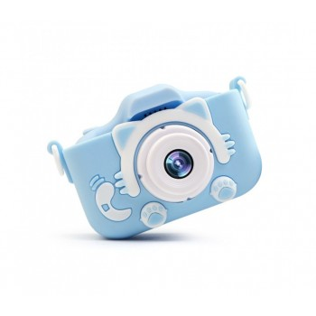 Детский цифровой фотоаппарат Childrens Fun Camera Kitty  Подробнее: https://kurnosik.by/p145836214-detskij-tsifrovoj-fotoapparat.html