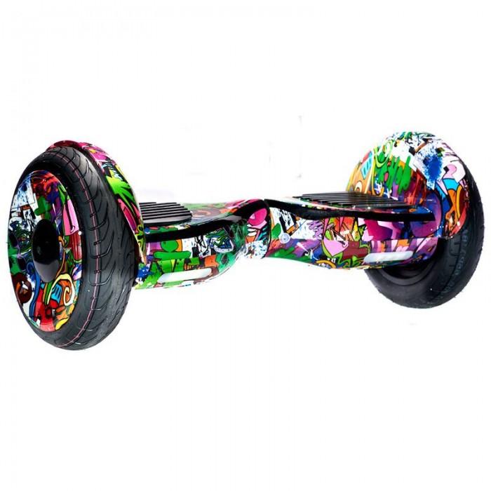 Гироскутер Smart Balance SUV 10.5 Джунгли /Граффити Фиолетовый спортивный
