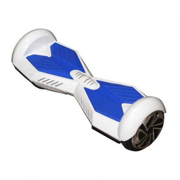 Гироскутер Smart Balance 8 Transformer Бело-синий