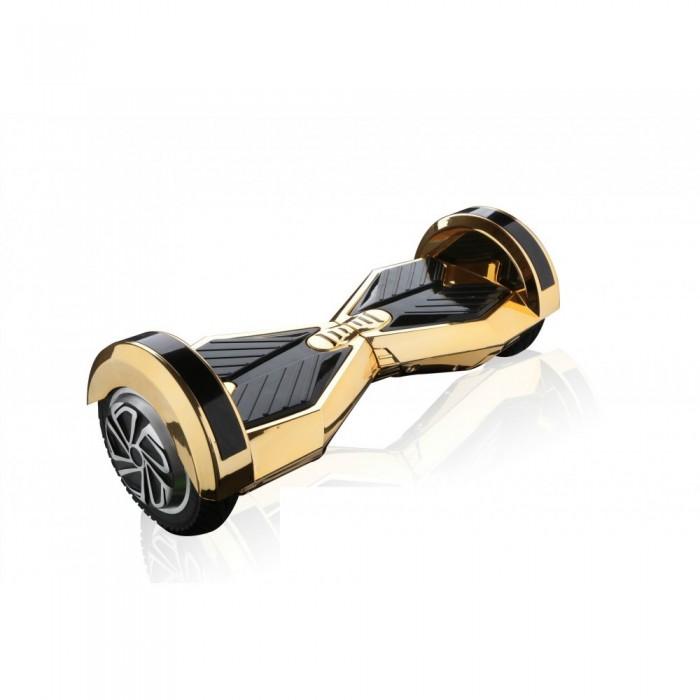 Гироскутер Smart Balance 8 Transformer Золотой Хром