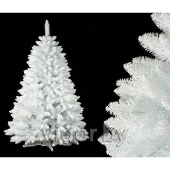 Елка исскуственная белая от 1м до 2,2 м