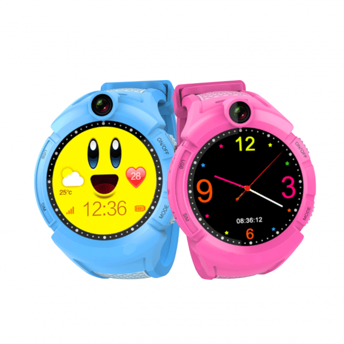 Smart Baby Watch Wonlex Q360 с камерой и фонариком