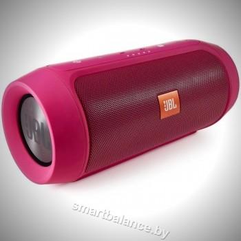 Портативная колонка JBL Charge 2 Plus Розовая