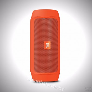 Портативная колонка JBL Charge 2 Plus Оранжевая