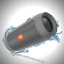 Портативная колонка JBL Charge 2 Plus Серая