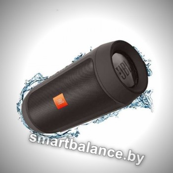 Портативная колонка JBL Charge 2 Plus Черная