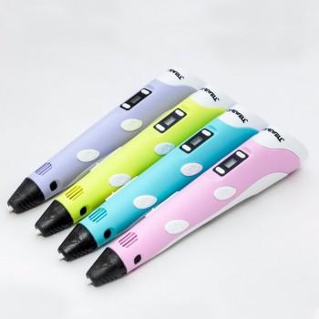 3D-Ручка MyRiwell с LCD-дисплеем RP-100B Stereo (2-е поколение)