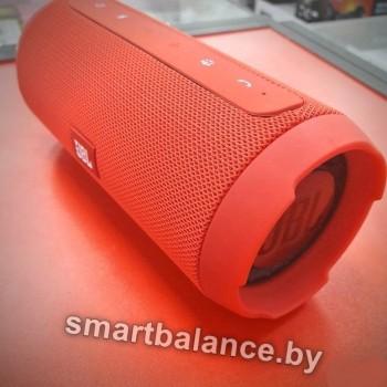 Беспроводная портативная колонка JBL Charge K3+ Красная