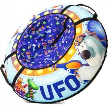Тюбинг Cosmic Zoo UFO Медвежонок