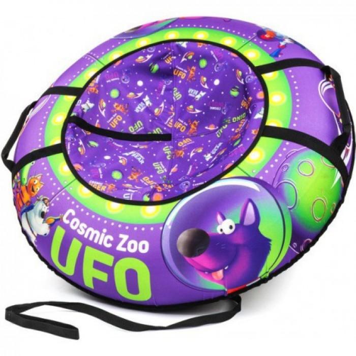 Тюбинг Cosmic Zoo UFO Волк