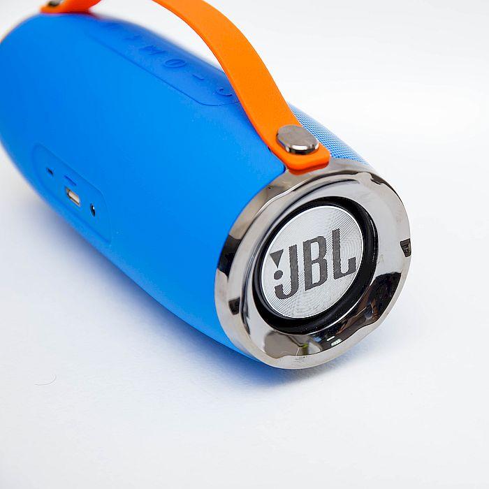 Колонка JBL K5+ mini xtreme синяя
