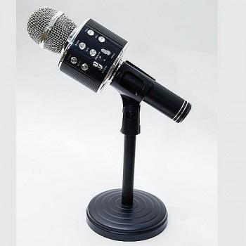 Блютуз микрофон караоке WSTER WS-858 ЛЕГЕНДАРНЫЙ
