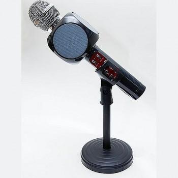 Блютуз микрофон караоке WSTER WS 1816 СО СВЕТОМУЗЫКОЙ