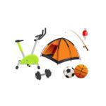 Товары для спорта и туризма