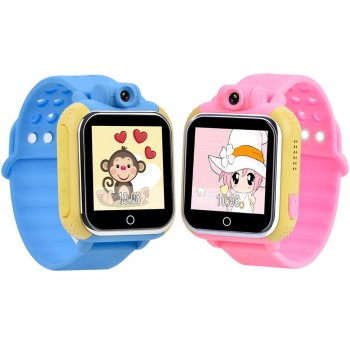 Smart Baby Watch Wonlex Q75(GW1000) с камерой