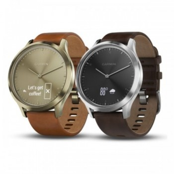Смарт часы Garmin Vivomove HR Premium